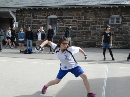high school and handball Unit plan – team handball introduction: the intention of this unit is to familiarize high school students with the popular world sport of team handball.